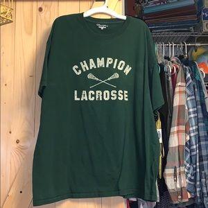 Champion Tops - Champion Lacrosse Tee